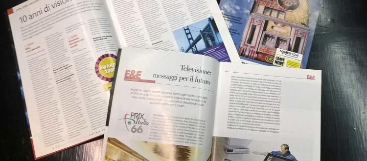 broadcast - tipografia sady francinetti