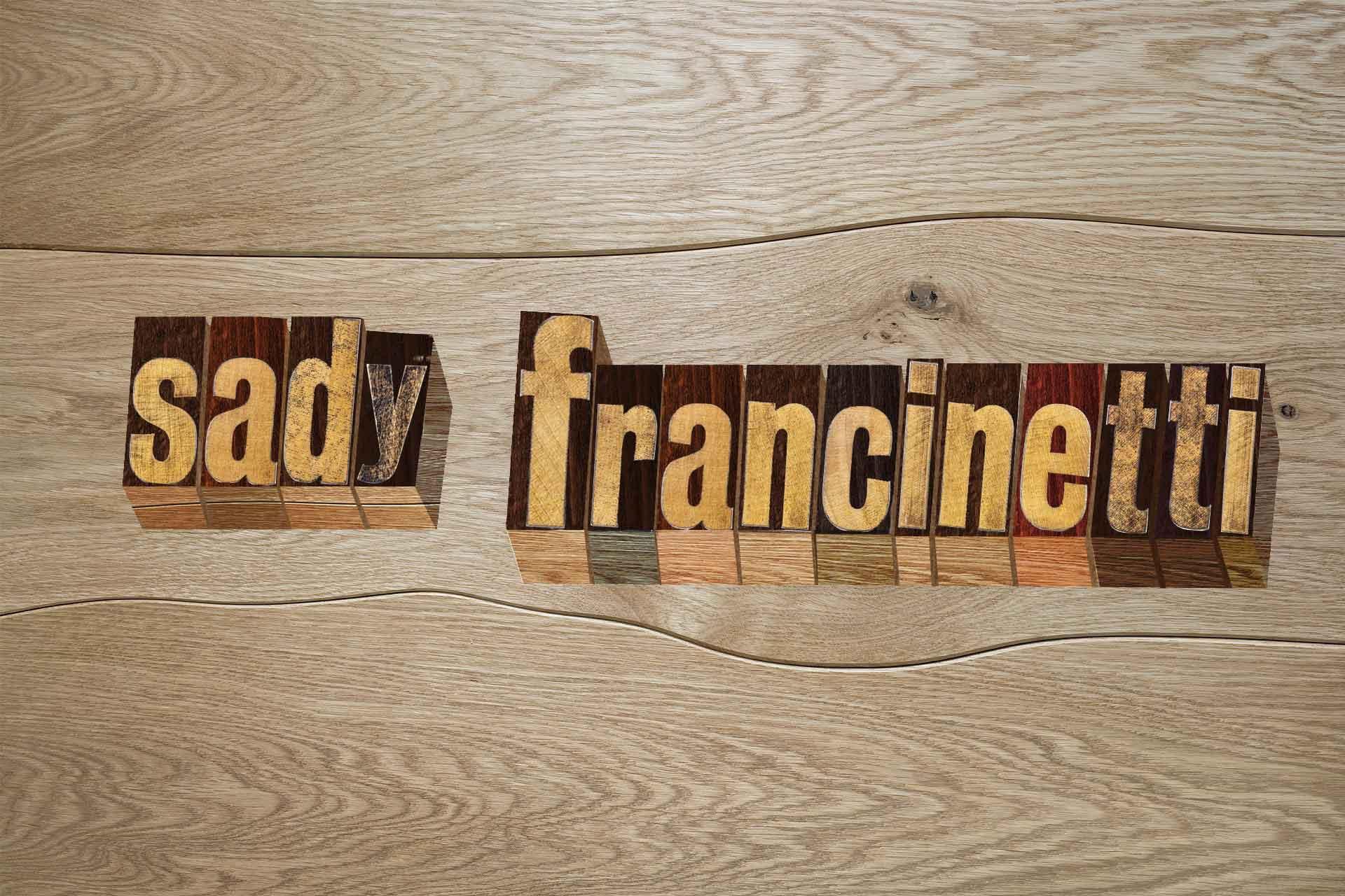 lavorazione - tipografia sady francinetti