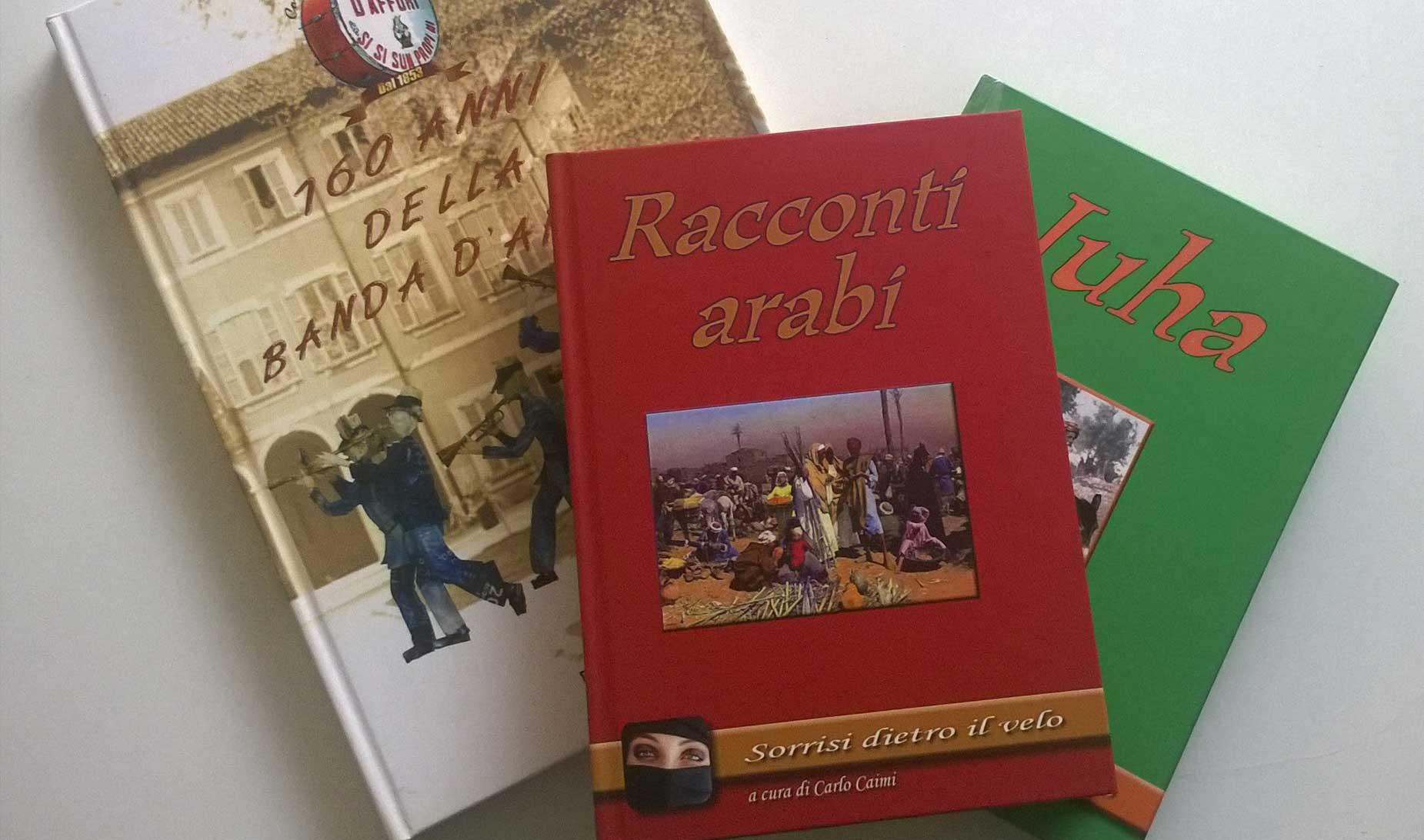 libri - tipografia sady francinetti